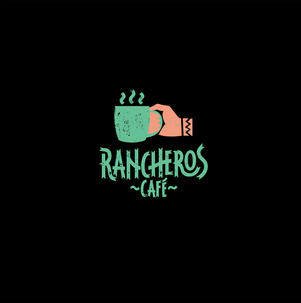 Rancheros Cafe Logo